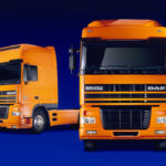1997 DAF 95XF Launched