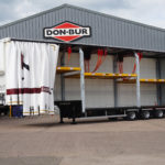 Don Bur Double Deck Trailer