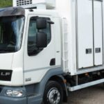 Used Fridge trucks for sale - a DAF LF