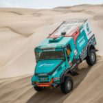 Iveco at the 2019 Dakar Rally