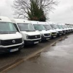 Used panel vans for sale
