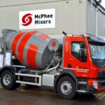 Compact Volvo FL 4x2 18 tonne Mixer