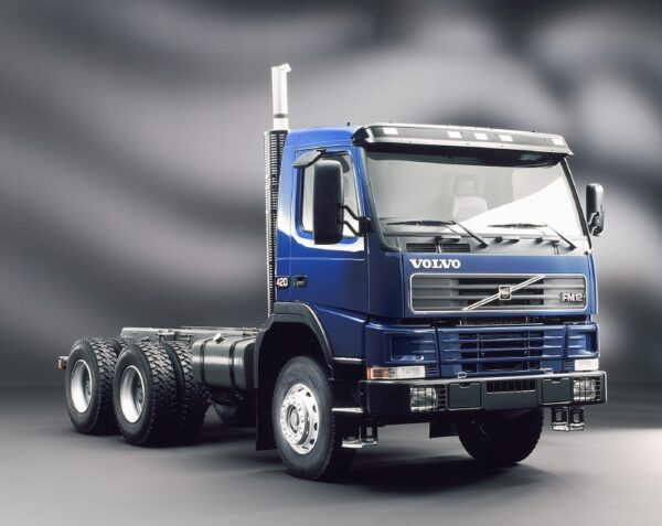 Volvo FM12 back in 1998