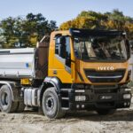 6x4 Iveco X-Way Tipper