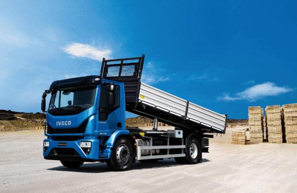 2015 MY Eurocargo Tipper 18 tonnes