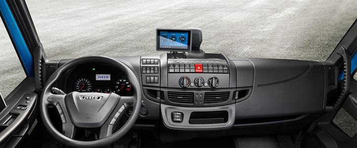 Iveco Eurocargo 2015 Model Year Interior