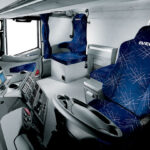 Iveco Stralis interior 2002 model year