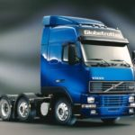 Volvo FH12 at Facelift Launch in 1998