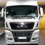 MAN TGX 2012 Euro 6 Launch IAA