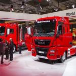 MAN TGX with D38 Engine