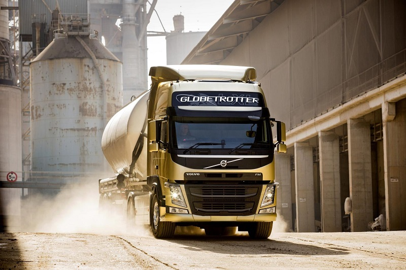 Volvo FM at 2013 Euro 6 Launch