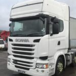 Used SCania R-Series Trucks for Sale