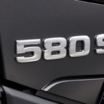 Scania 580 S Badge