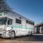 Mercedes Actros 2536 Horsebox Conversion