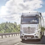 Mercedes Actros Tractor Unit & Trailer