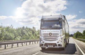 Mercedes Actros Tractor Unit & Trailer