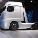 Mercedes Future Truck Tractor Unit @ IAA 2014