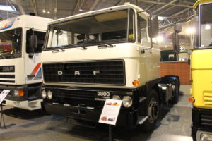 DAF Tractor unit 1970's and 80's