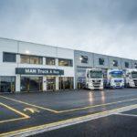 Customer Vehicles at MAN Gateshead