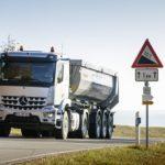 Mercedes Arocs Construction Tractor Unit