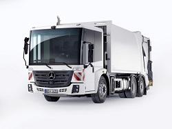 Mercedes Econic Refuse Truck