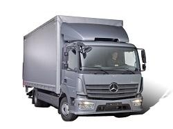 Mercedes Atego 2013 Model