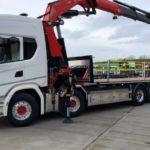 Scania Crane Truck