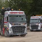 Volvo FM Crane Trucks
