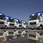 Maritime Transport Volvo FH Globetrotters