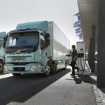 Volvo Electric Truck Charging
