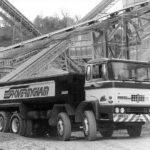 1979 DAF FAD 2300 Tipper