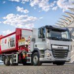 DAF CF Electric Refuse Truck