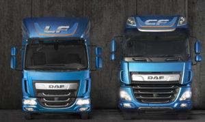 DAF CF Range Launch in 2017