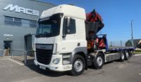 DAF CF Rigid- Macs Trucks