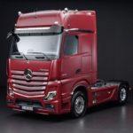 Mercedes Actros 2019 Model