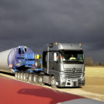 Mercedes Actros SLT in Operation