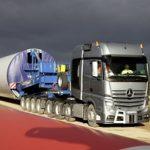 Mercedes Actros SLT Heavy Haulage Tractor Unit