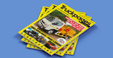 Truckpages Issue 17 cover