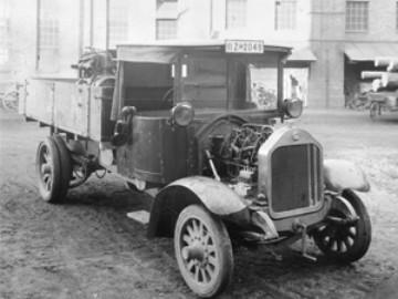 1924 MAN Truck