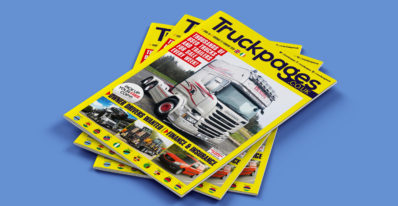 Truckpages Issue 19 cover