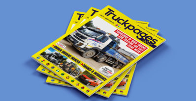 Truckpages Issue 20 cover
