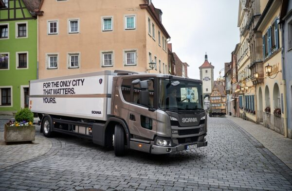 Scania L Series Low Entry Truck