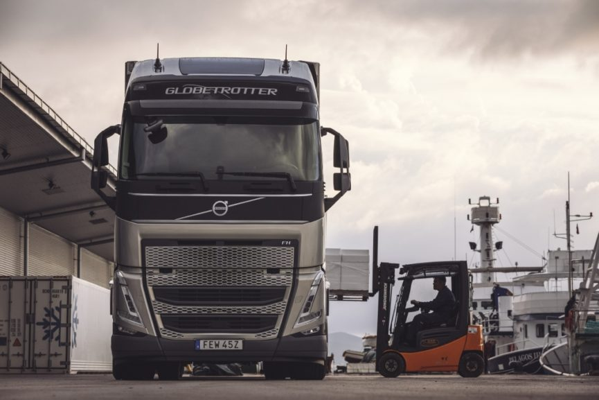 New Volvo FH 2020 model year