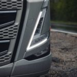 Volvo FH 2020 Model - Note the headlights and indicators have moved slightly