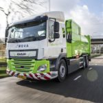 DAF CF Electric 6x2 refuse truck