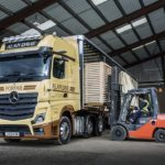 Mercedes Actros Fifth Generation