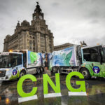 CNG Refuse Truck - Mercedes Econic