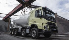 Volvo FMX 2020 Model Year as a Mixer