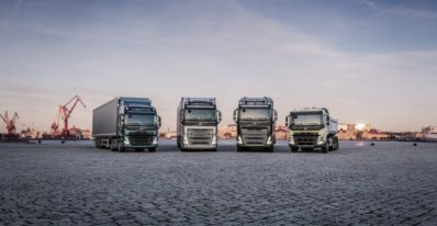 Volvo Trucks new 2020 model range