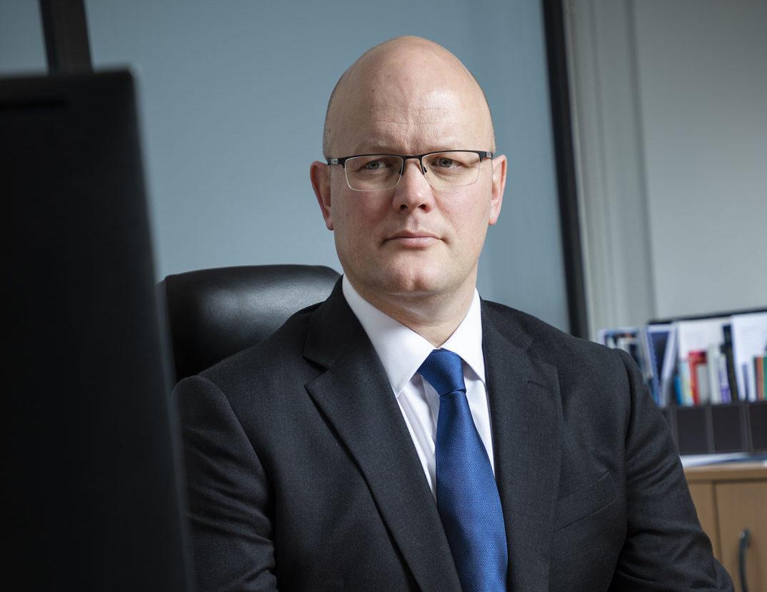 Laurence Drake - Managing Director, DAF Trucks